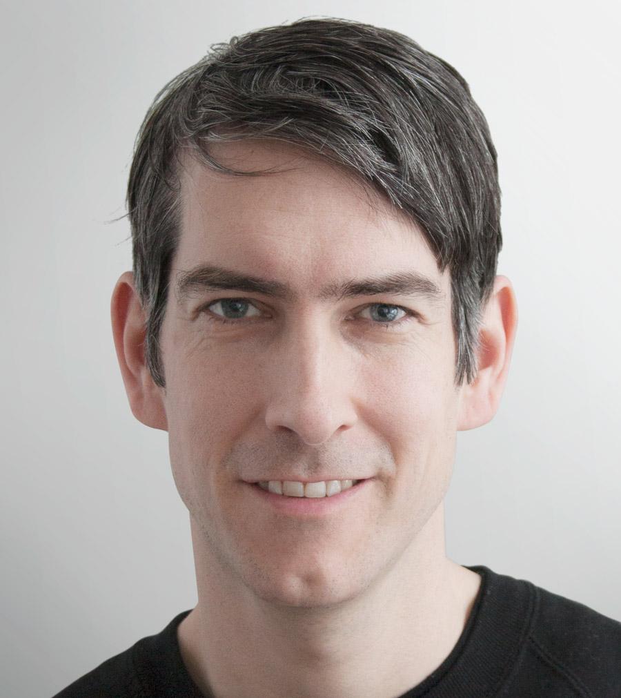 Porträt Axel Pfaender